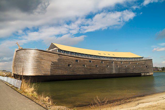 Кавчег, Глава Ноах